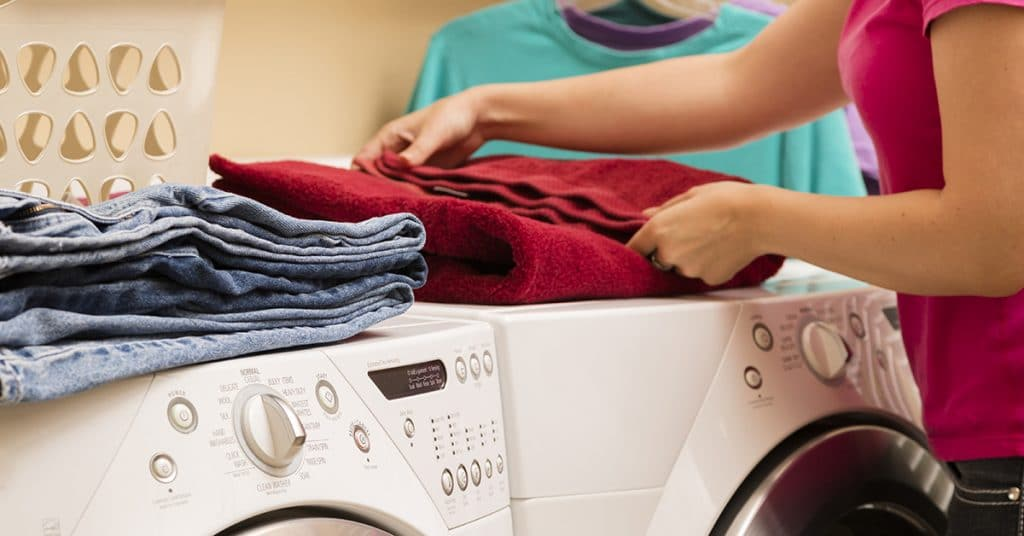 7 Laundry Energy Saving Tips | NEC Co-op Energy
