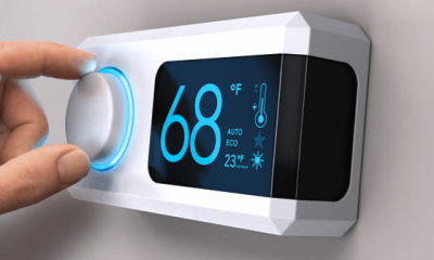 A Look Into How Smart Thermostats Save You Money | Electricity Company | NEC