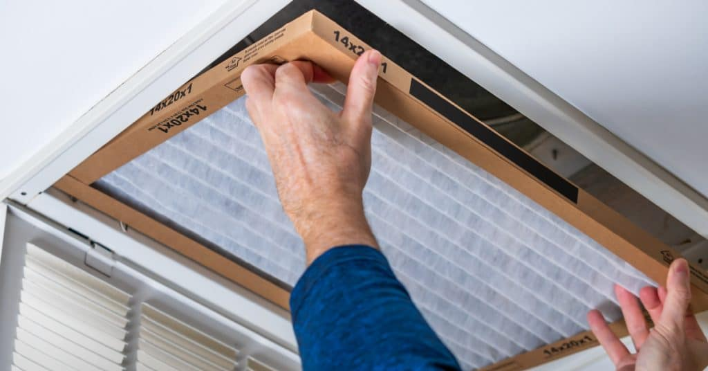 How and When to Clean Your Home's Air Filter   Electricity Company in Texas