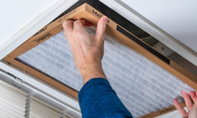 How and When to Clean Your Home's Air Filter | Electricity Company in Texas | NEC
