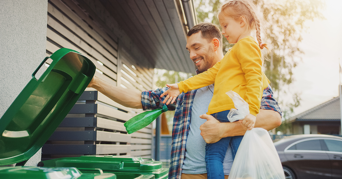 Eco-Friendly Home: Great Tips on Encouraging Your Family to Recycle | Electricity Company in Texas