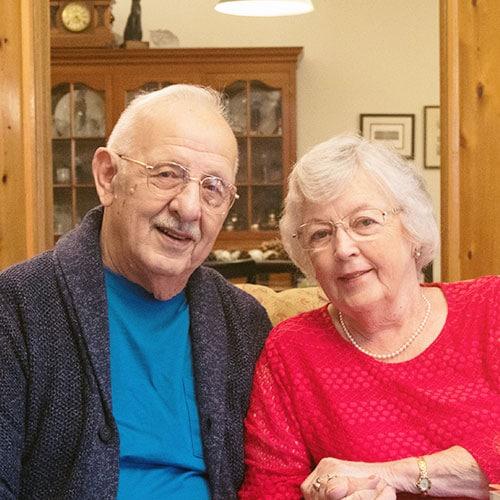 Jerry & Eva