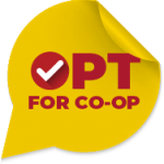 Opt for Co-Op! Join Us!